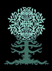 to-i-træ